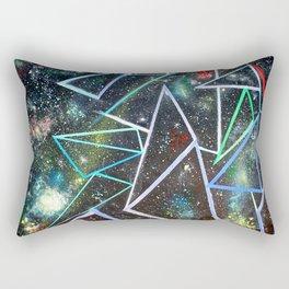 My Father's Star Charts Rectangular Pillow