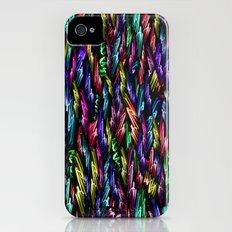 Squiggle iPhone (4, 4s) Slim Case