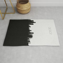 City Skylines: Detroit Rug