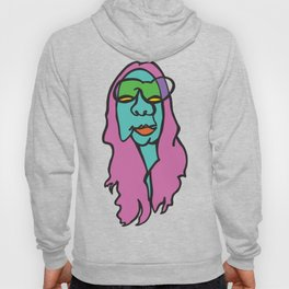 Contour is Blind - Inverse Hoody