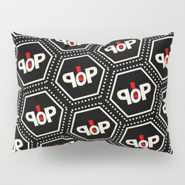 PoP! BW Pillow Sham