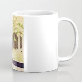 Woman in a Window Coffee Mug