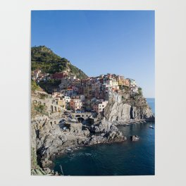 Manarola,Italy Poster