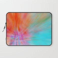 Abstract Big Bangs 002 Laptop Sleeve