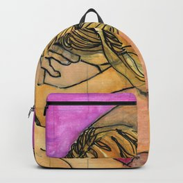 What If We Loved Ourselves Like We Deserve? Backpack