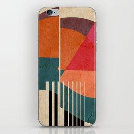in the autumn iPhone Skin