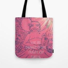 Strength Tote Bag