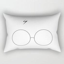 The boy who lived Rectangular Pillow