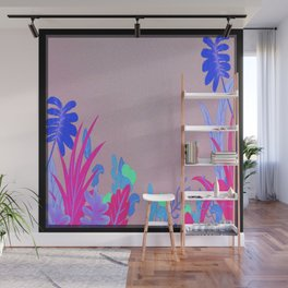 The language of flowers Flower Paradise Forest Flowers Colorful flowers in spring colors Wall Mural