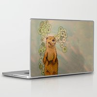 otter Laptop & iPad Skins featuring Otter by AlexandraDesCotes