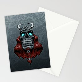 Valhalla Awaits Stationery Cards