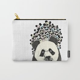 Follow the Panda Carry-All Pouch