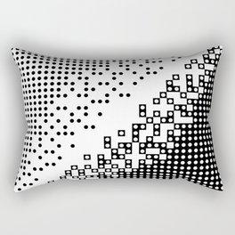 this design killed me v3 Rectangular Pillow