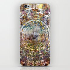 Deer Medicine iPhone & iPod Skin