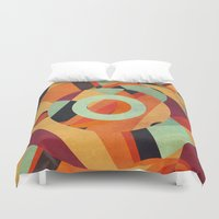 circus Duvet Covers featuring Circus by VessDSign