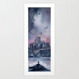 Homecoming Art Print