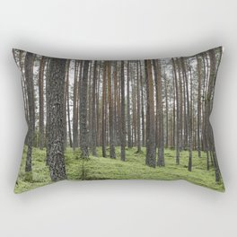 WOODS Rectangular Pillow