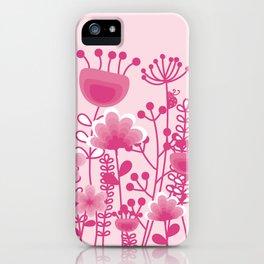 Choose Abundance iPhone Case