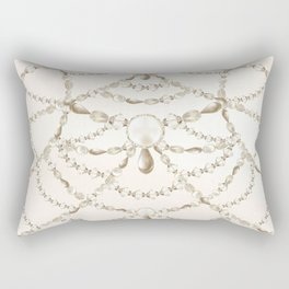 Moonstone Pattern Rectangular Pillow