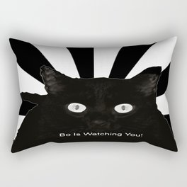 Bo Is Watching You! Rectangular Pillow