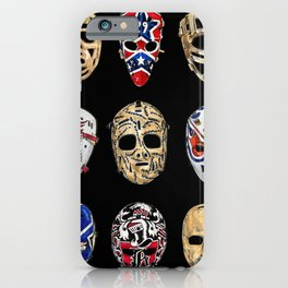 Mask Sequence iPhone Case