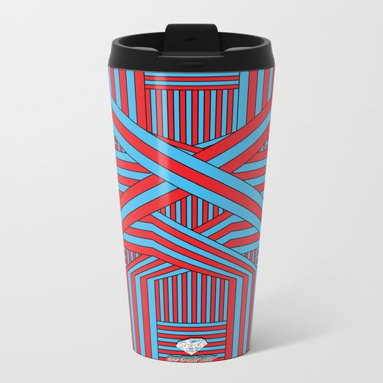 Infrastructure (Special Edition) Metal Travel Mug