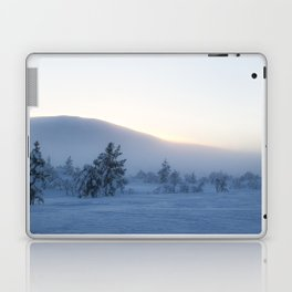 Lapland winter Laptop & iPad Skin