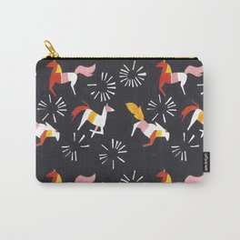Summer Horses Carry-All Pouch