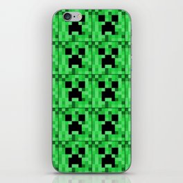 Creepers iPhone Skin