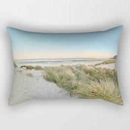 Oregon Coast Sunrise Rectangular Pillow