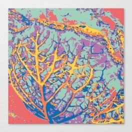 Pantone Spring 2014 Cabbage Canvas Print