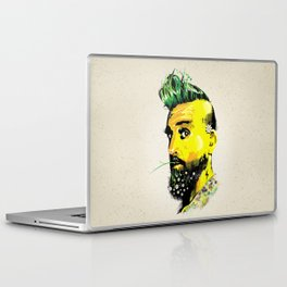 GREEN BEARD Laptop & iPad Skin