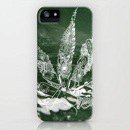 Mari-A-Juana iPhone Case