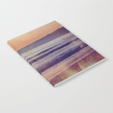 Searching for the Ocean's Serenity Notebook