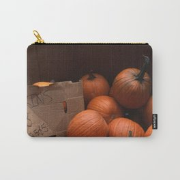 Pumpkins In a Box! Carry-All Pouch