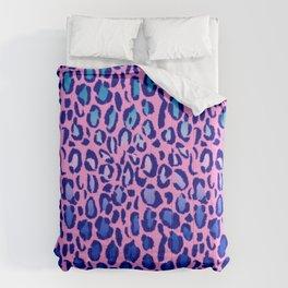 Animal Leopard Print  Comforters