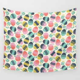 Easer Eggs Wall Tapestry