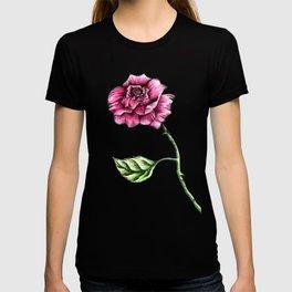 A Single Rose  T-shirt