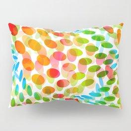 Colourful Ovals 2 Pillow Sham