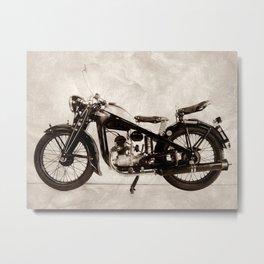 Puch 200 Volksmodel Metal Print