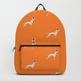 DALMATIANS ((tangerine)) Backpack