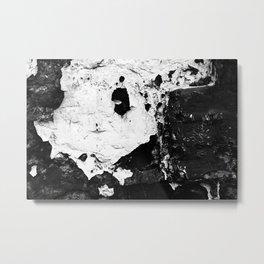 devestation masks Metal Print