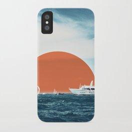 Shipping Sun iPhone Case