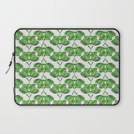 Luna Moth Laptop Sleeve