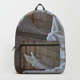 Art Piece by Pascal Bernardon Backpack