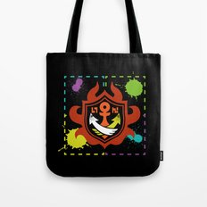 Splatoon - Game of Zones Tote Bag