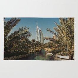 Burj Al Arab - Dubai Rug