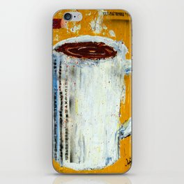 Cup of Coffee 1 iPhone Skin