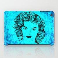 jane eyre iPad Cases featuring Jane by Rabassa