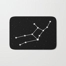 Virgo Astrology Star Sign Bath Mat